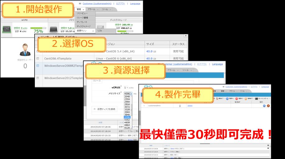 Pracla_製作虛擬主機